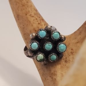 Vintage Navajo sterling ring